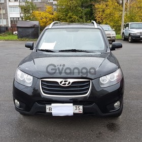Hyundai Santa Fe 2.2d AT (197 л.с.) 4WD 2010 г.