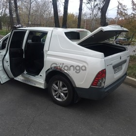 Ssang Yong Actyon Sports 2.0d AT (141 л.с.) 4WD 2011 г.