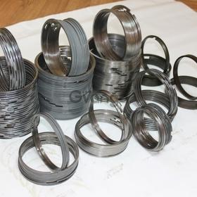 Предлагаем кольца поршневые к судовым и тепловозным  дизелям и компрессорам
