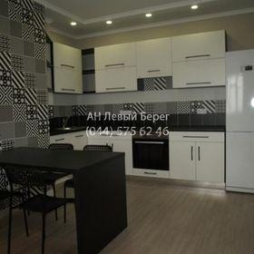 Сдается в аренду квартира 2-ком 57 м² ул. Ревуцкого, 9, метро Харьковская