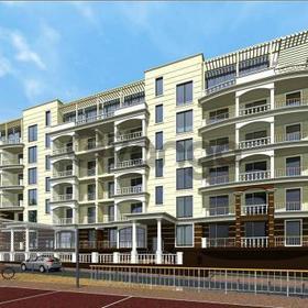 Продается квартира 1-ком 42 м² ул. Туристическая, 4г