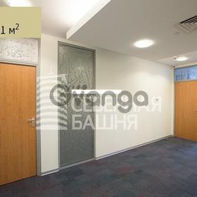 Сдается в аренду  офисное помещение 321 м² Тестовская ул. 10