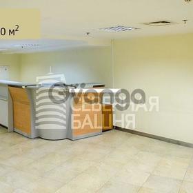 Сдается в аренду  офисное помещение 400 м² Тестовская ул. 10