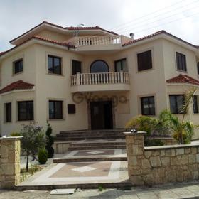 Продается Новая 6-ком. Вилла в Пафосе, Кипр