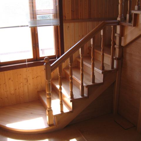 Комплектация и изготовление деревянных лестниц