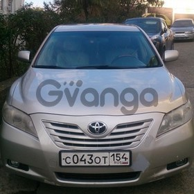 Toyota Camry 2.4 AT (167 л.с.) 2008 г.