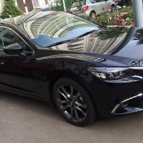 Mazda 6 2.5 AT (192 л.с.) 2016 г.