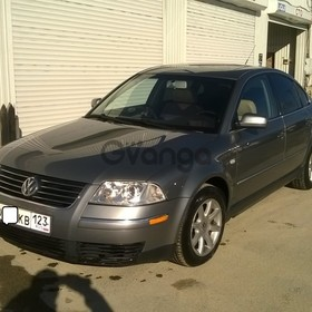 Volkswagen Passat 1.8 AT (170 л.с.) 2003 г.
