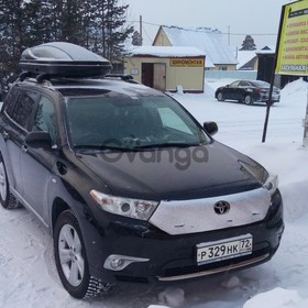 Toyota Highlander 3.5 AT (273 л.с.) 2011 г.