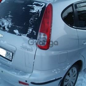 Chevrolet Rezzo 1.6 MT (105 л.с.) 2006 г.