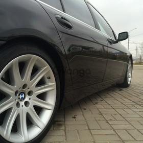 BMW 7er 745i 4.4 AT (333 л.с.) 2002 г.