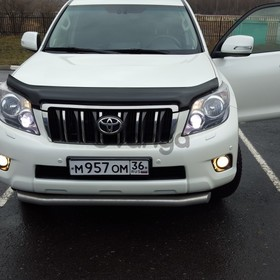 Toyota Land Cruiser Prado 3.0d AT (173 л.с.) 4WD 2012 г.