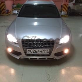 Audi A4 allroad 2.0 AT (211 л.с.) 4WD 2010 г.