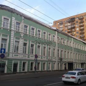 Продается офисный этаж 478 м² Новая Басманная, 13/2 с1, метро Красные ворота