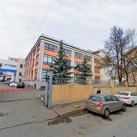 Сдается в аренду офисный блок 400 м² Переведёновский переулок, 13 к.16, метро Бауманская