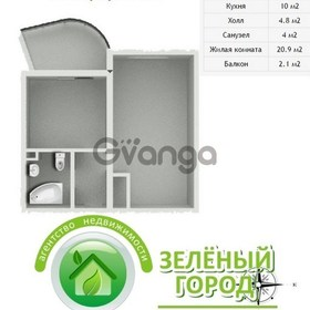 Продается квартира 1-ком 46 м² Орудийная