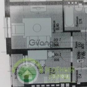 Продается квартира 1-ком 32 м² Новая (п. Орловка)