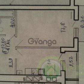 Продается квартира 1-ком 42 м² Герцена