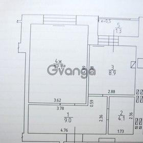 Продается квартира 1-ком 41 м² Фруктовая