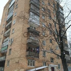 Продается квартира 1-ком 36 м² ул Юннатов, д. 3, метро Речной вокзал