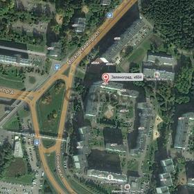 Сдается в аренду квартира 1-ком 40 м² Московский,д.604, метро Речной вокзал