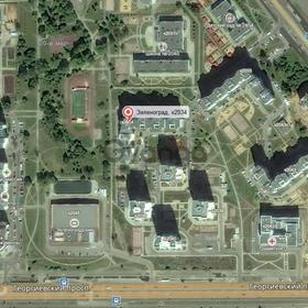 Сдается в аренду квартира 1-ком 39 м² д.2034, метро Речной вокзал