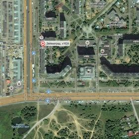 Сдается в аренду квартира 1-ком 38 м² Андреевка,д.1624, метро Речной вокзал