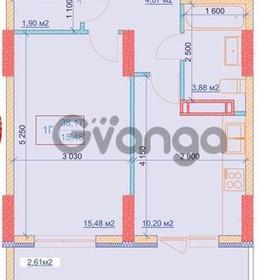 Продается квартира 1-ком 37 м² Драйзера Теодора ул., д. 40