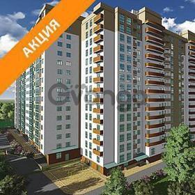 Продается квартира 1-ком 34 м² ул. Видова, 121