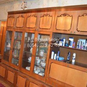 Продается квартира 3-ком 73 м² ул. Ахматовой Анны, 6, метро Позняки