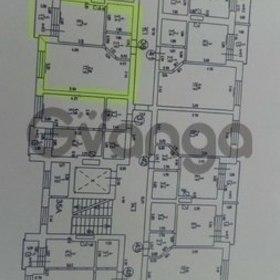 Продается квартира 1-ком 33 м² Яблоневая, 9