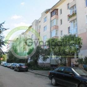 Продается квартира 2-ком 56 м² Лесопарковая д9