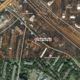 Сдается в аренду квартира 2-ком 44 м² Заводская,д.2, метро Речной вокзал