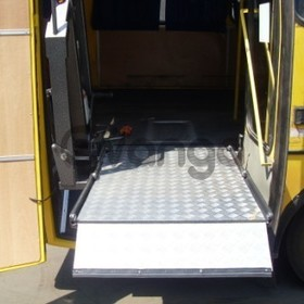 Переобладнання автобусів для перевезення інвалідів