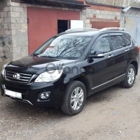 Great Wall Hover H6 1.5 MT (143 л.с.) 4WD 2014 г.