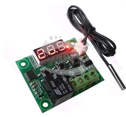 Продам Терморегулятор W1209
