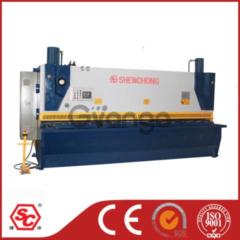 Продам QC11Y-10X3200 гидравлические ножницы для металла из Китая