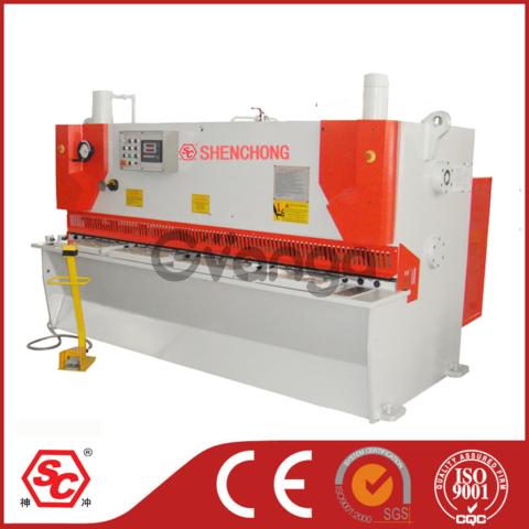 Продам QC11Y-6X2000 гидравлические гильотины из Китая