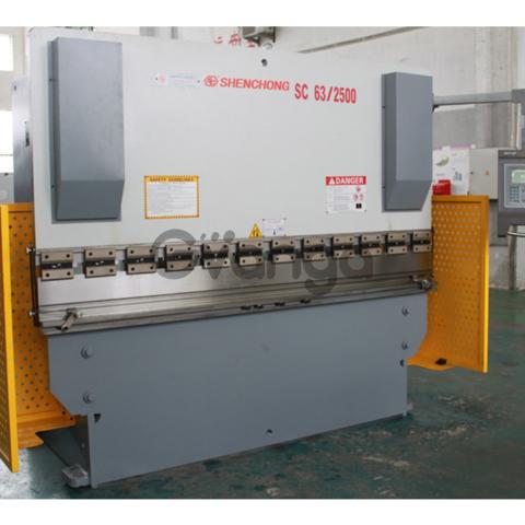 Продам WC67K-63т\2500 гибочный пресс с ЧПУ из Китая