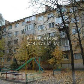 Продается квартира 2-ком 45 м² ул. Салютная, 8, метро Нивки