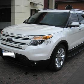 Ford Explorer 2.3 AT (280 л.с.) 2014 г.