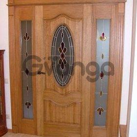 Витражи для дверей, дверные витражи
