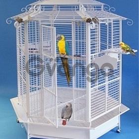 Клетки, насесты для попугаев, производство  Чехия