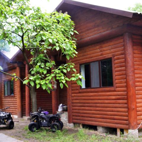 База отдыха в Днепропетровской области - Орельский Двор.