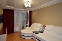 Двух комнатная квартира 51.6 м