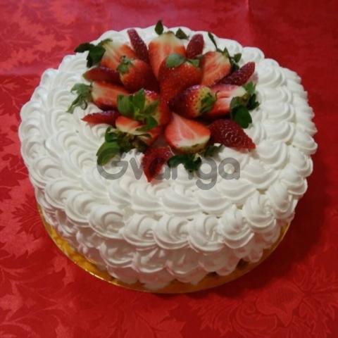 Фруктовые торты на заказ