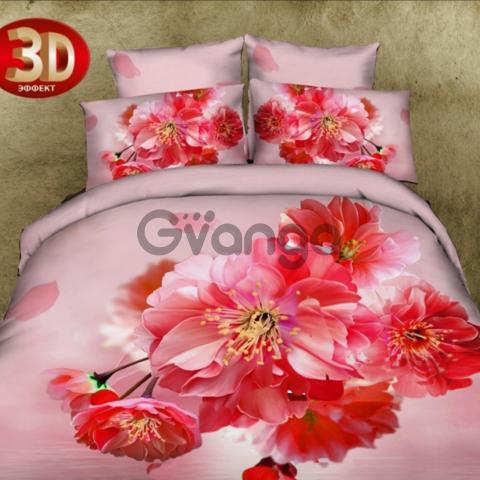 Купить постельное недорого, Микросатин HL067