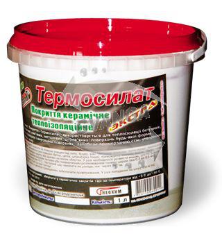 """Покрытие теплоизоляционное керамическое """"Термосилат"""""""