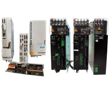 Поставка б/у модулей и узлов марок Siemens, Bosch, Indramat