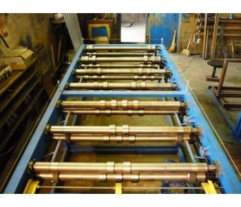 Производственное оборудование, линия для изготовления профилированного листа профнастила  в Челябинс